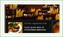 new jersey web design for Indian restaurant